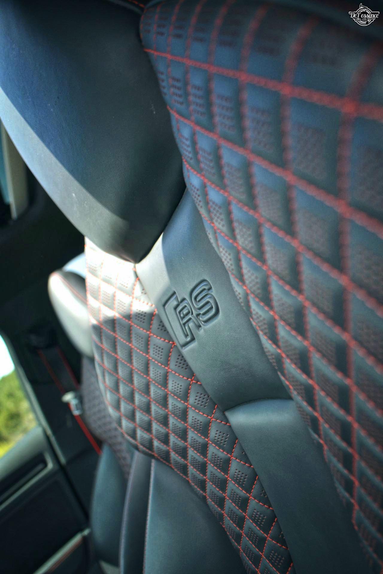 JC's Audi RS3... Une histoire à 5 pattes ! 25
