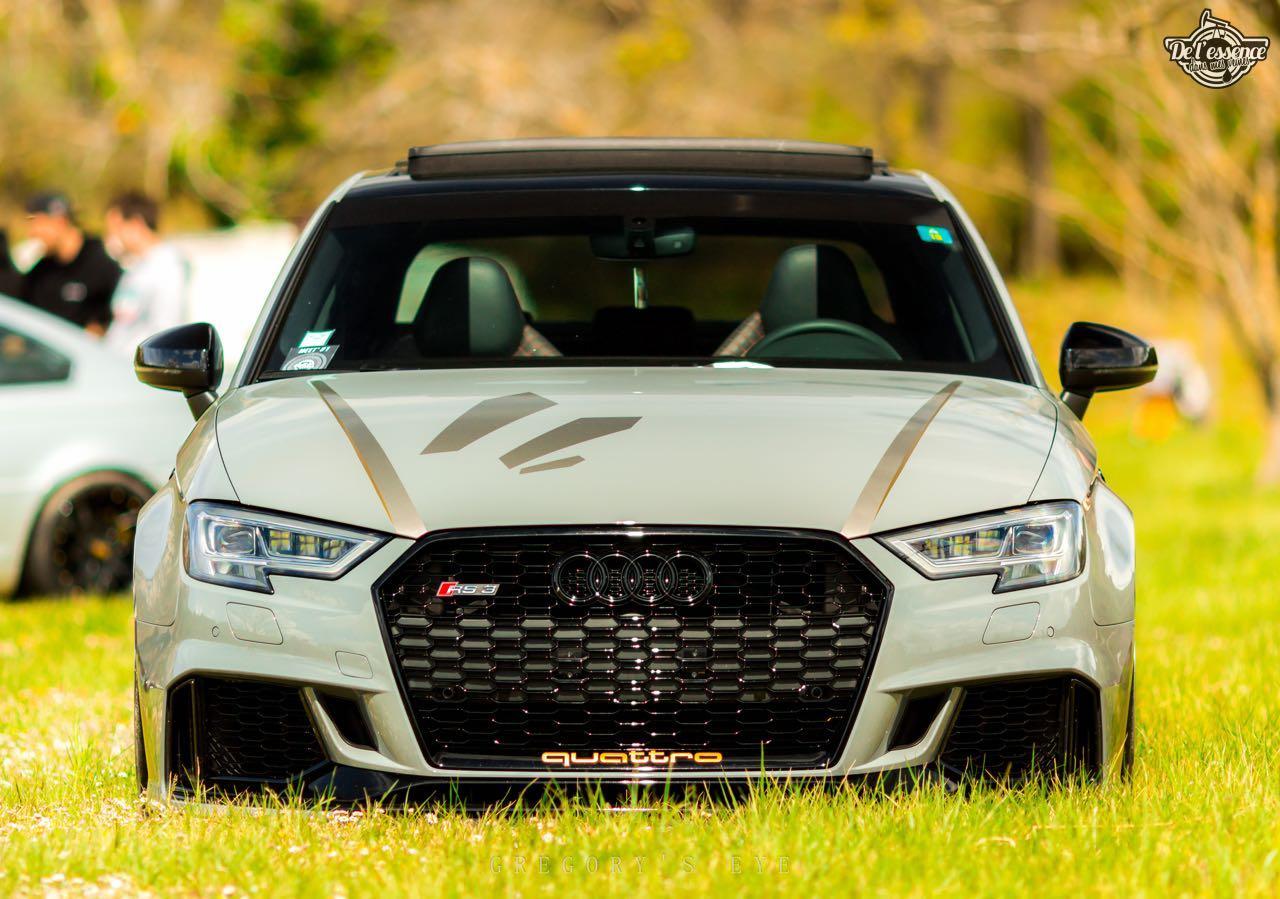 JC's Audi RS3... Une histoire à 5 pattes ! 16