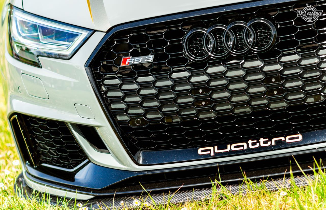 JC's Audi RS3... Une histoire à 5 pattes ! 17