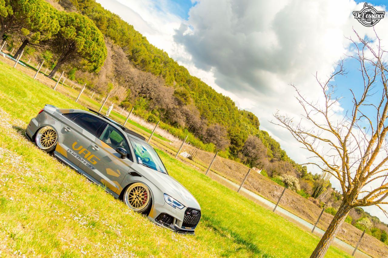 JC's Audi RS3... Une histoire à 5 pattes ! 30