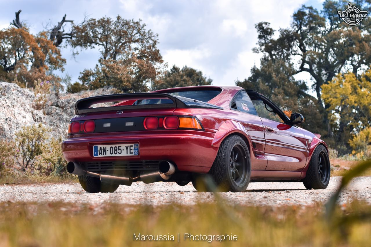 '91 Tay's Toyota MR2 - D'atmo à Turbo... 70