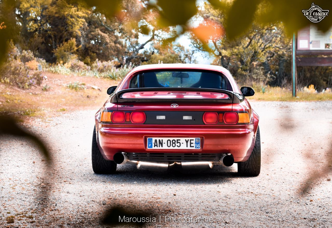 '91 Tay's Toyota MR2 - D'atmo à Turbo... 30