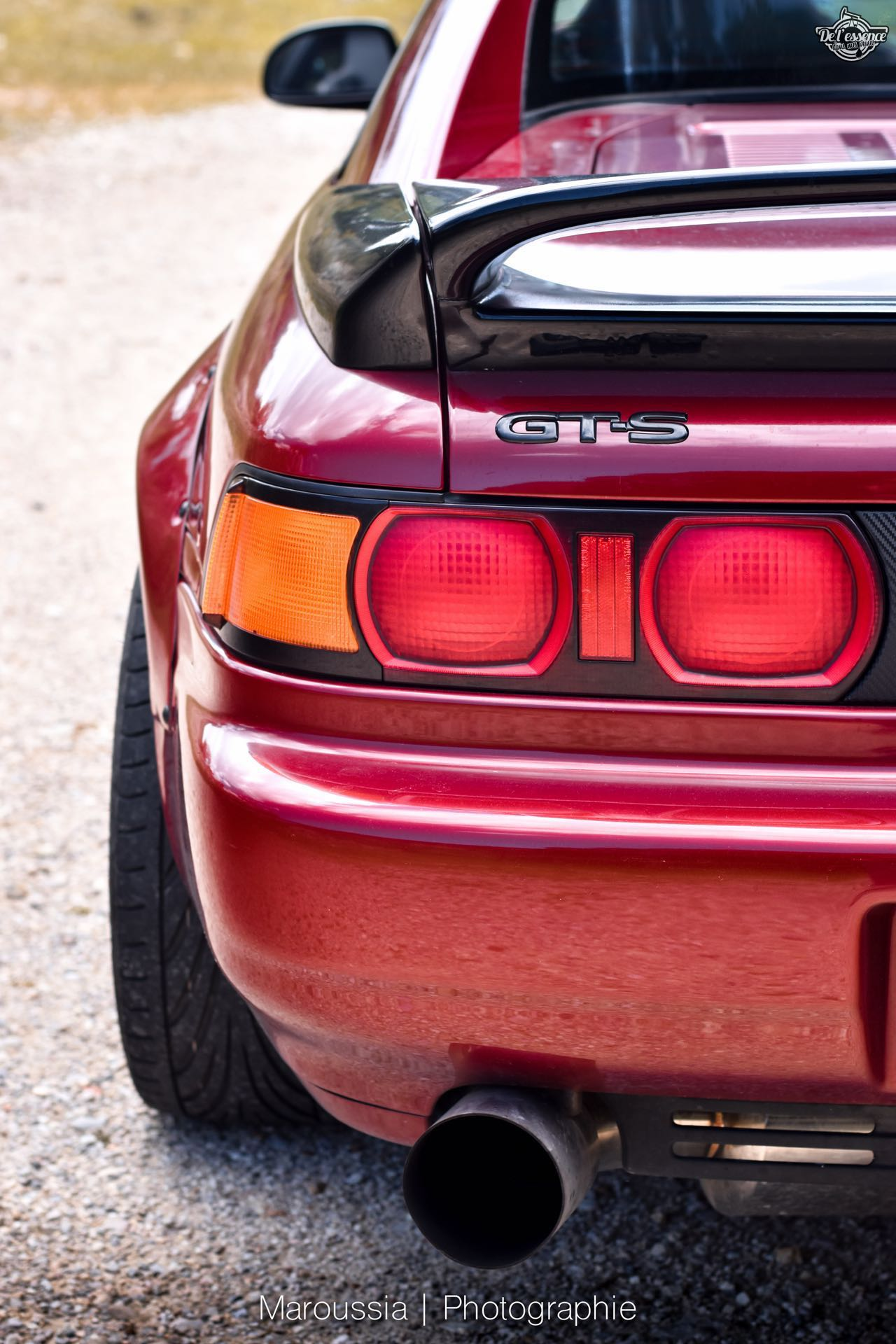 '91 Tay's Toyota MR2 - D'atmo à Turbo... 2