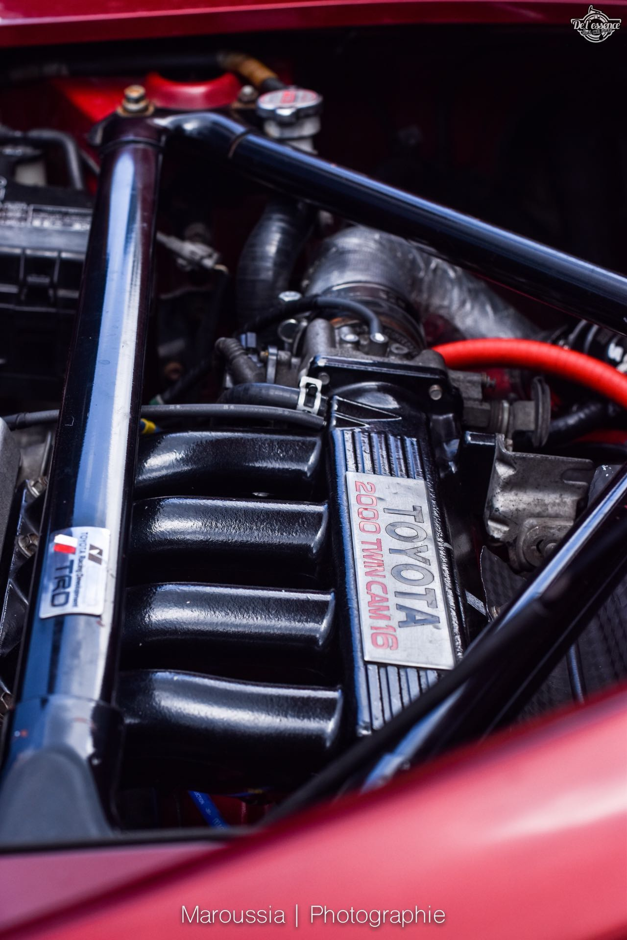 '91 Tay's Toyota MR2 - D'atmo à Turbo... 14