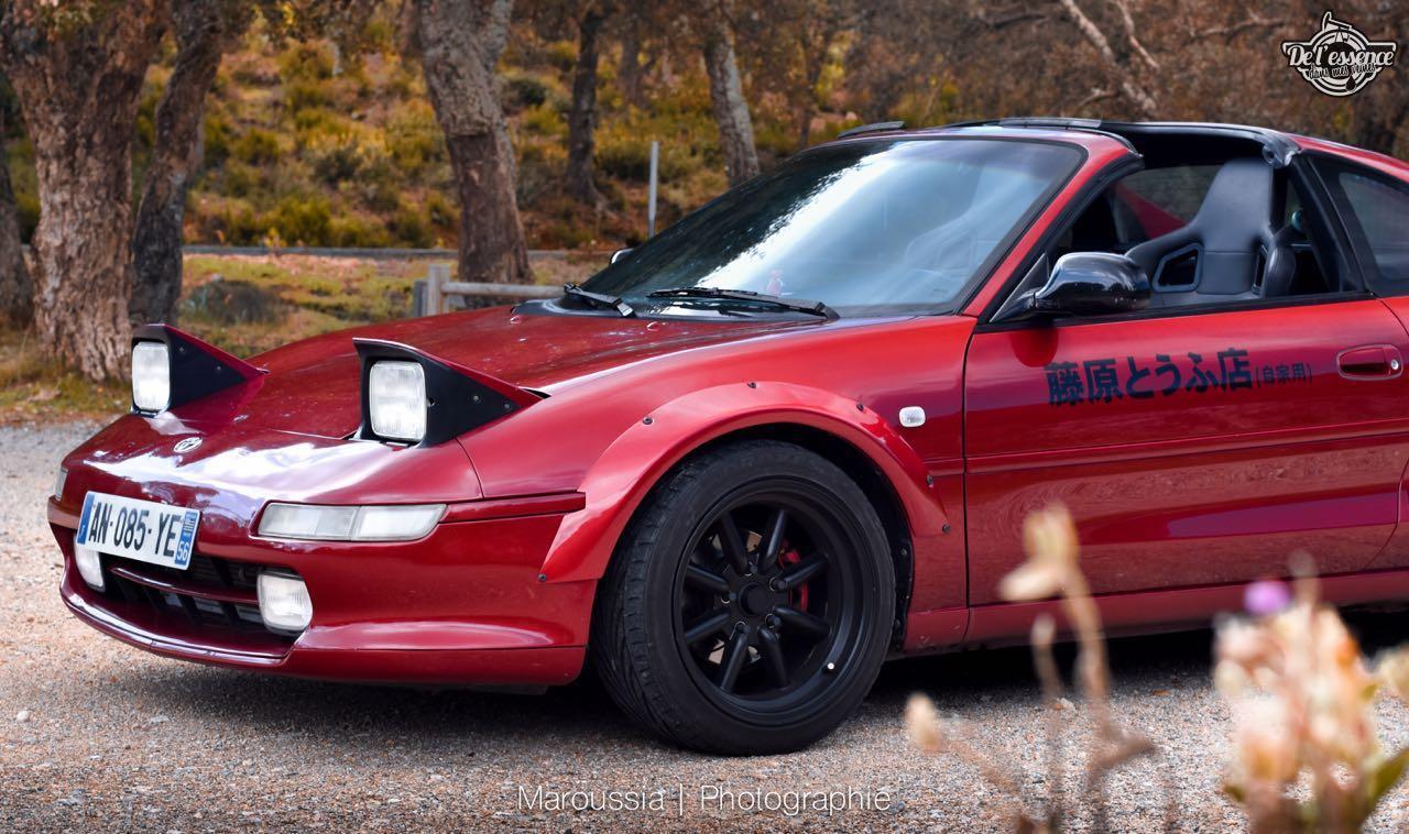 '91 Tay's Toyota MR2 - D'atmo à Turbo... 10