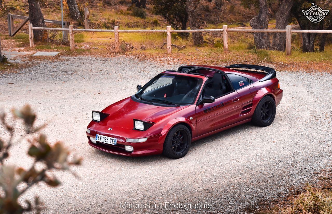 '91 Tay's Toyota MR2 - D'atmo à Turbo... 75