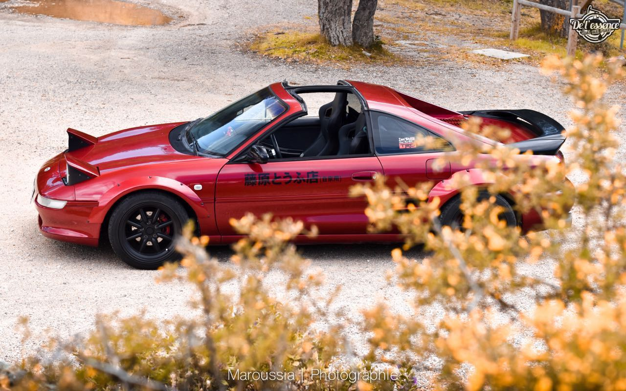 '91 Tay's Toyota MR2 - D'atmo à Turbo... 28