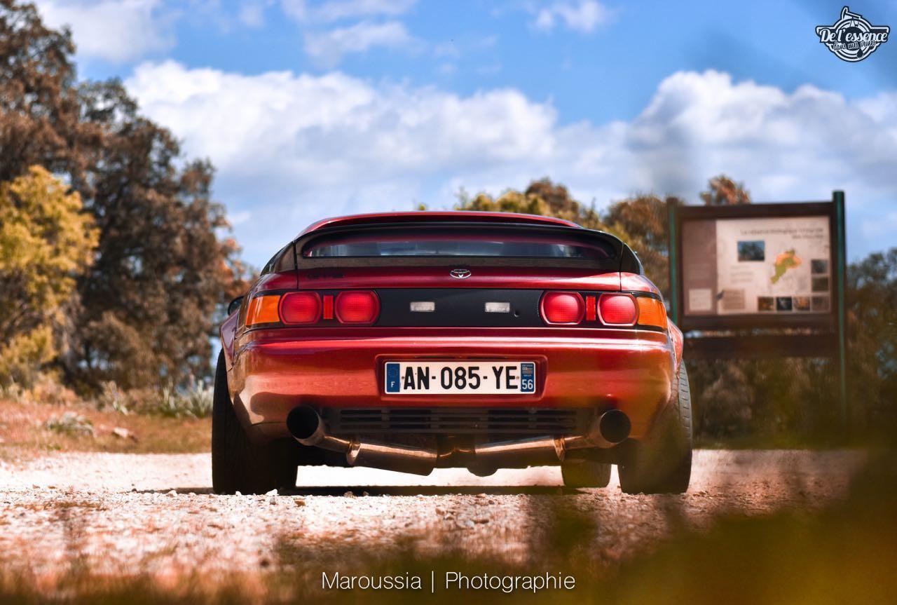 '91 Tay's Toyota MR2 - D'atmo à Turbo... 4