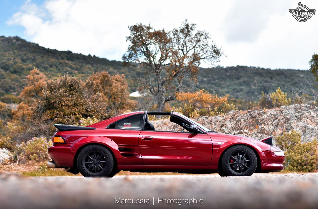 '91 Tay's Toyota MR2 - D'atmo à Turbo... 64