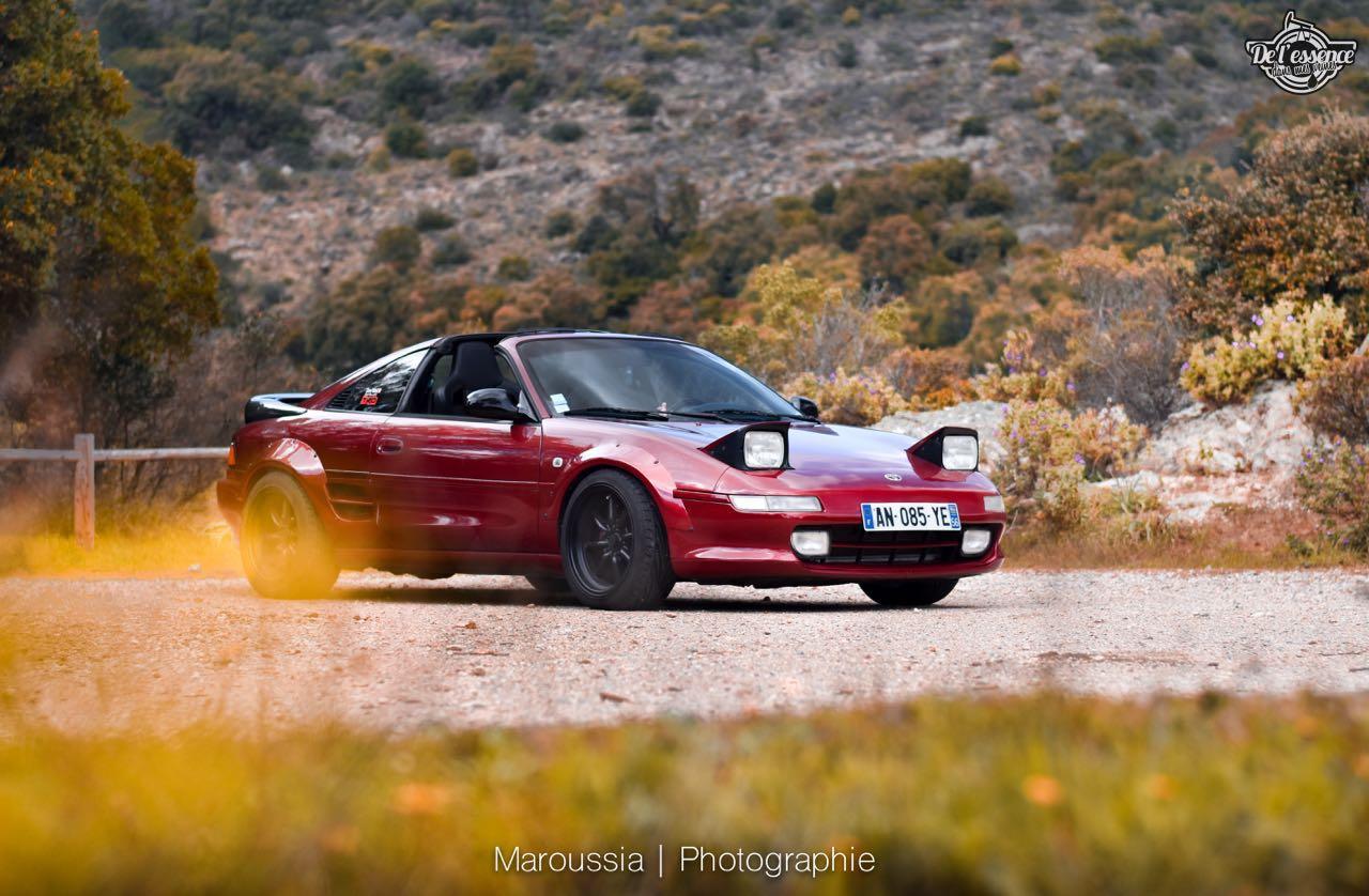 '91 Tay's Toyota MR2 - D'atmo à Turbo... 13