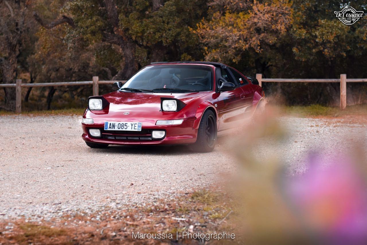 '91 Tay's Toyota MR2 - D'atmo à Turbo... 11