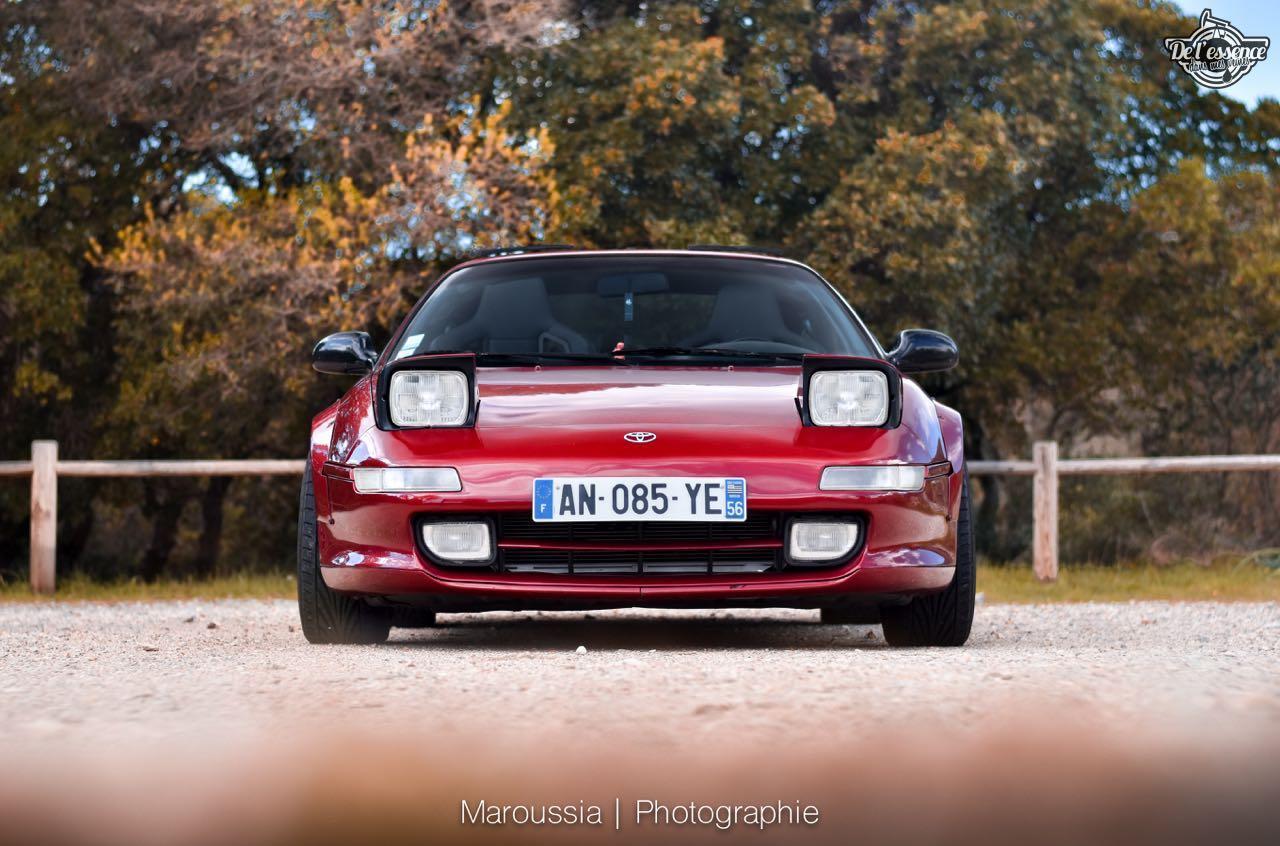 '91 Tay's Toyota MR2 - D'atmo à Turbo... 9