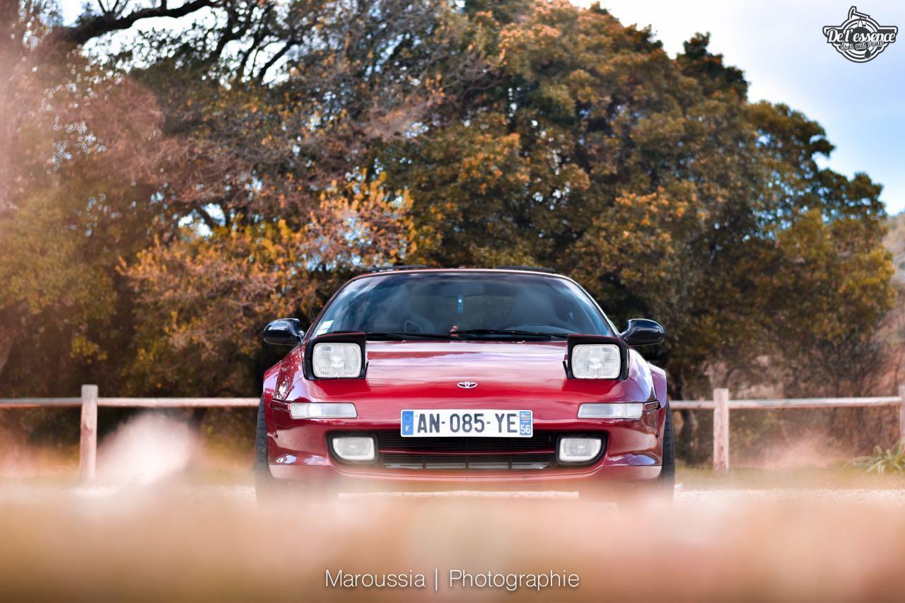 '91 Tay's Toyota MR2 - D'atmo à Turbo... 3