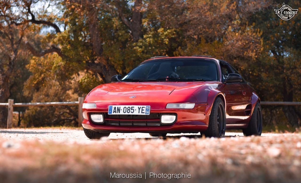 '91 Tay's Toyota MR2 - D'atmo à Turbo... 7