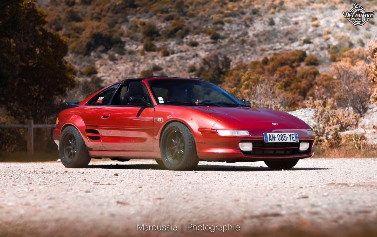 '91 Tay's Toyota MR2 - D'atmo à Turbo... 57