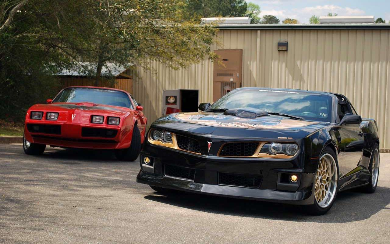 Trans Am The Bandit Edition... Bo Darville is back ! 1