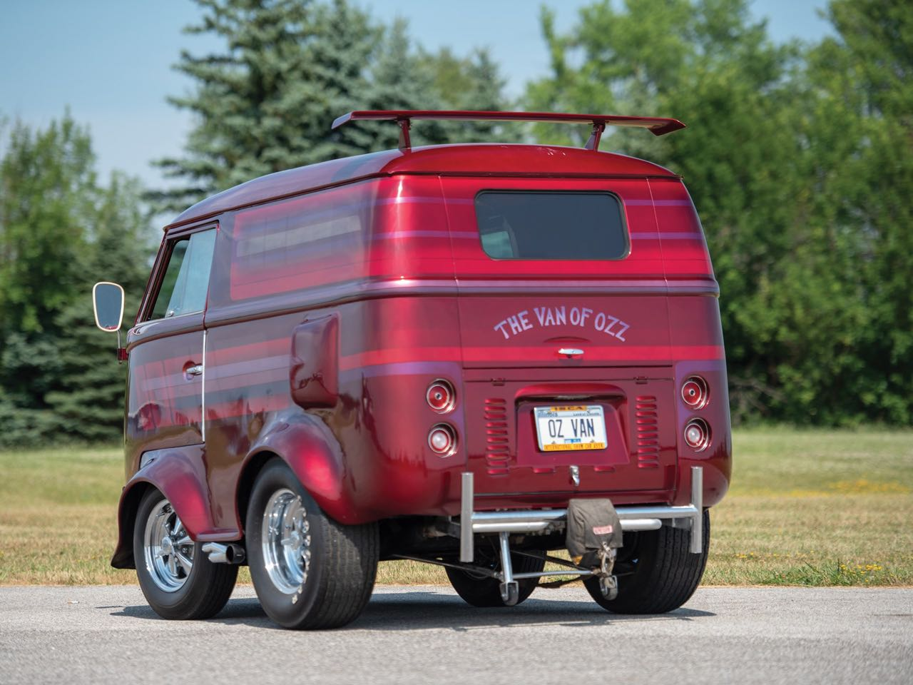 '63 VW Combi Shorty - Microbus Custom ! 3