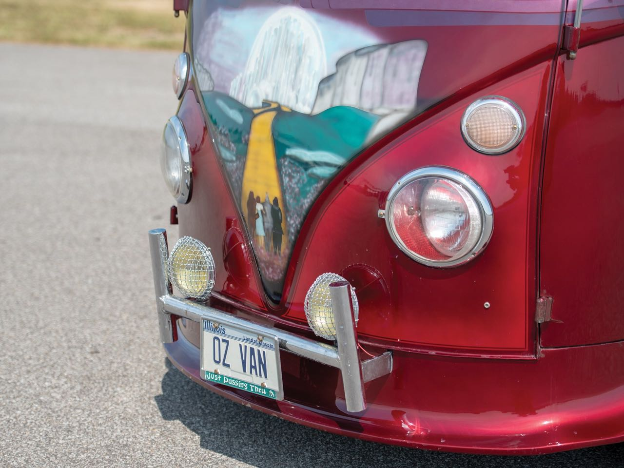 '63 VW Combi Shorty - Microbus Custom ! 1