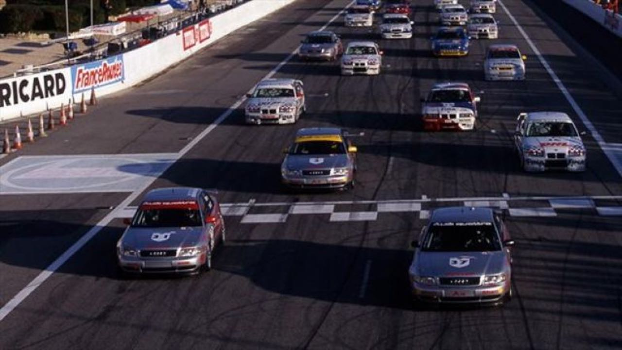 90's WTCR... Battle au Paul Ricard ! 5