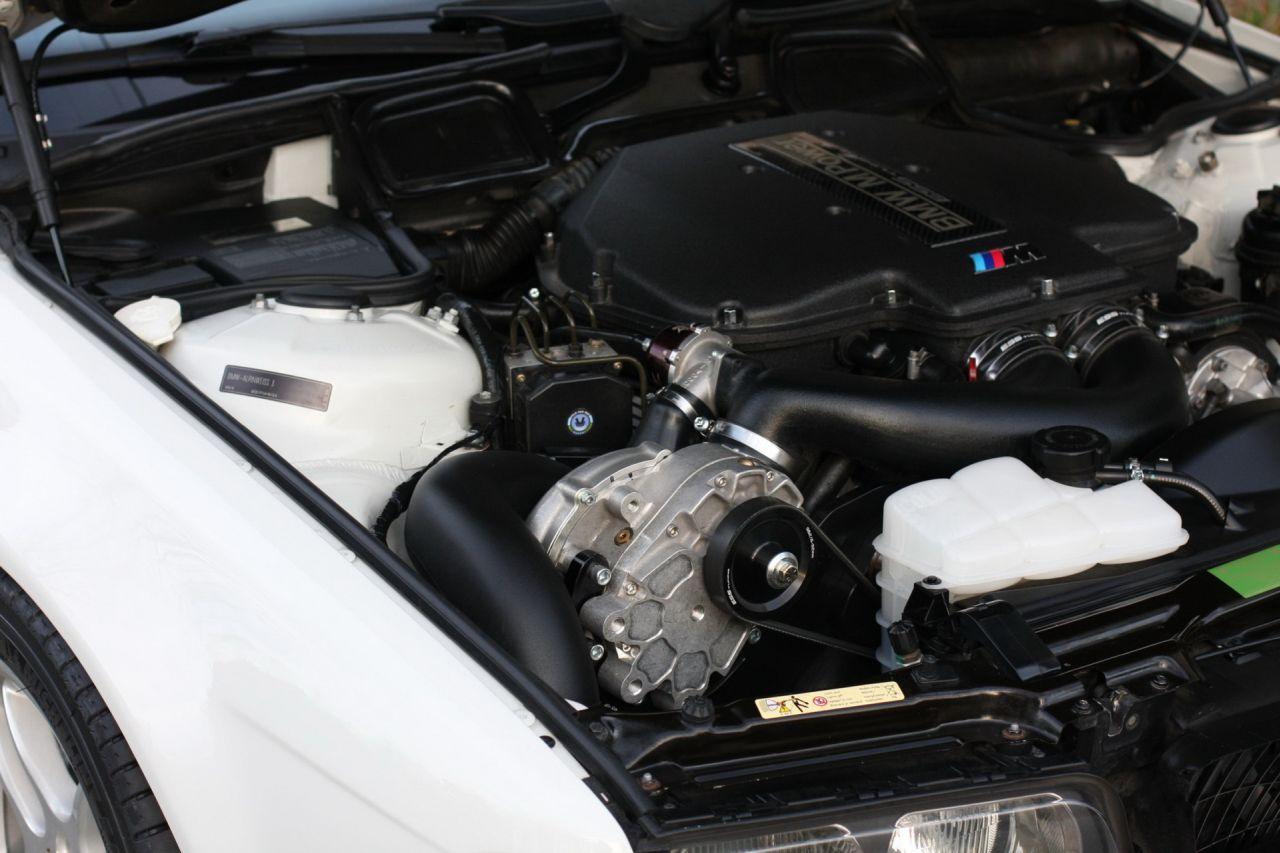 BMW Série 7 E38 en V8 M5 E39... L'alliance parfaite ? 33