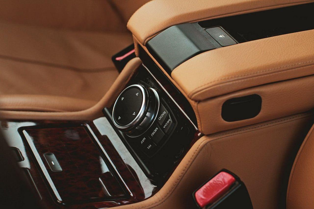 BMW Série 7 E38 en V8 M5 E39... L'alliance parfaite ? 38