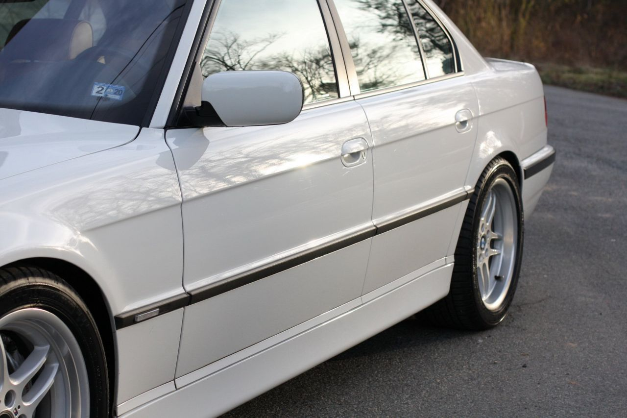 BMW Série 7 E38 en V8 M5 E39... L'alliance parfaite ? 34