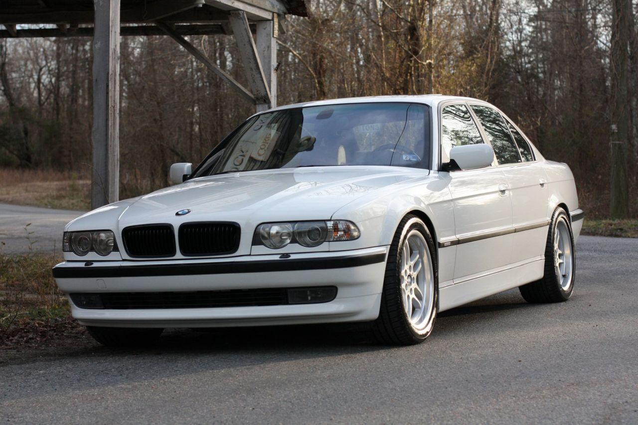 BMW Série 7 E38 en V8 M5 E39... L'alliance parfaite ? 24