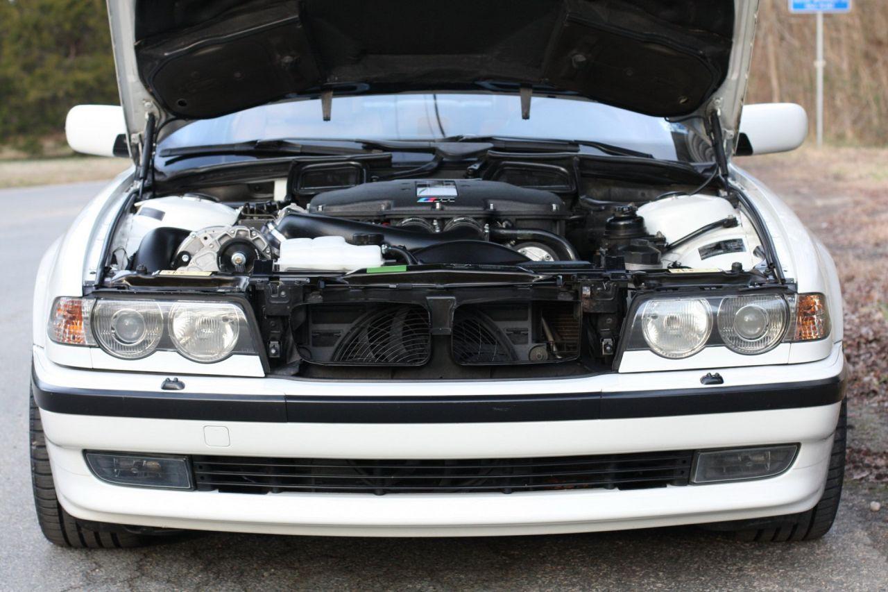 BMW Série 7 E38 en V8 M5 E39... L'alliance parfaite ? 19