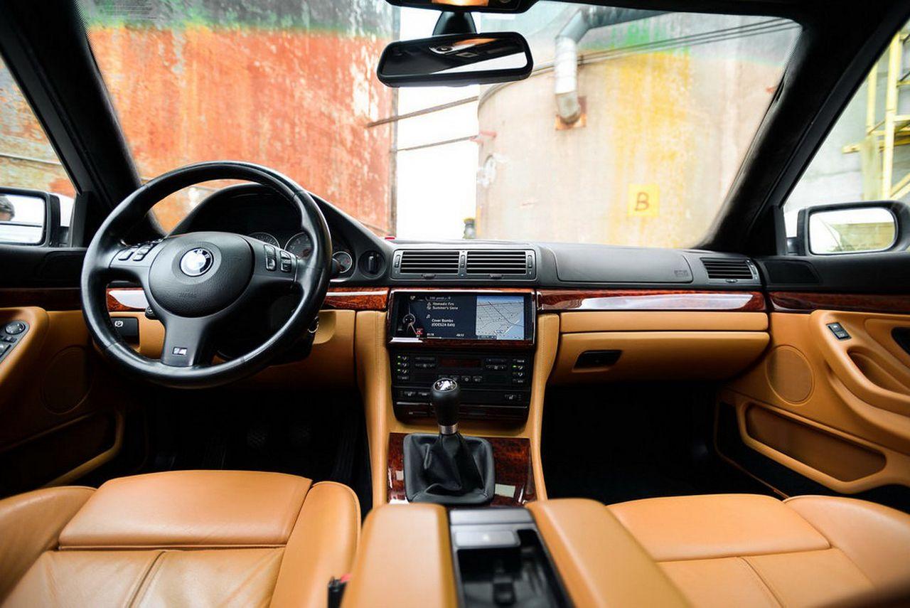 BMW Série 7 E38 en V8 M5 E39... L'alliance parfaite ? 37