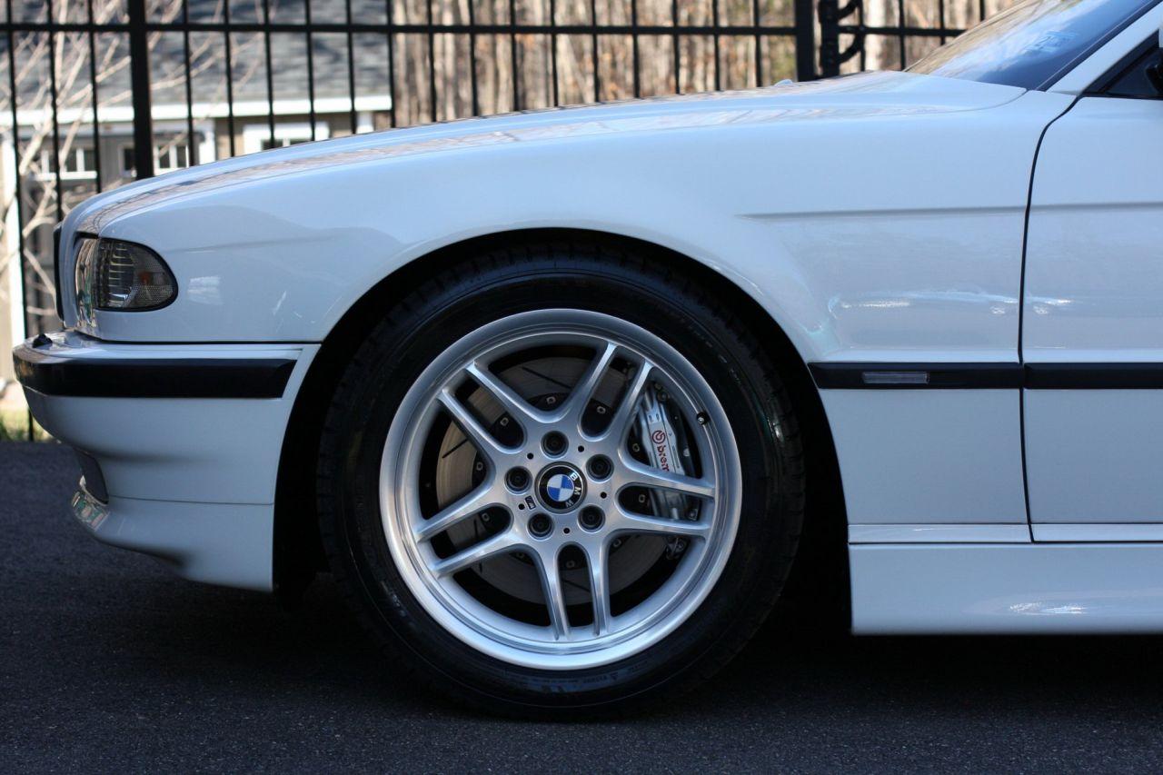 BMW Série 7 E38 en V8 M5 E39... L'alliance parfaite ? 25