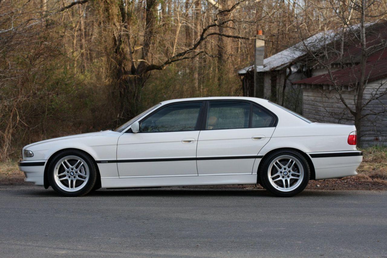 BMW Série 7 E38 en V8 M5 E39... L'alliance parfaite ? 32