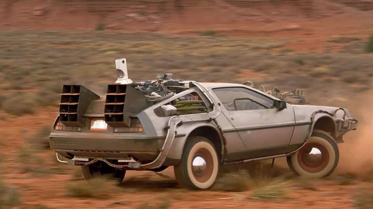 #Car Mytho : La DeLorean de Retour vers le futur... Nom de Zeus ! 32