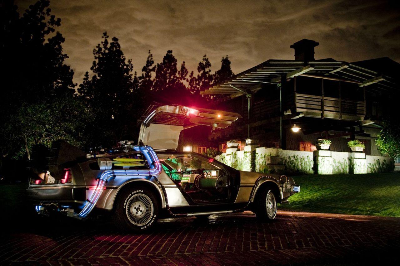 #Car Mytho : La DeLorean de Retour vers le futur... Nom de Zeus ! 29