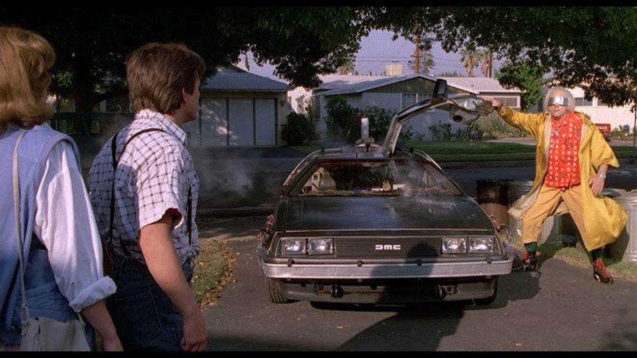 #Car Mytho : La DeLorean de Retour vers le futur... Nom de Zeus ! 25