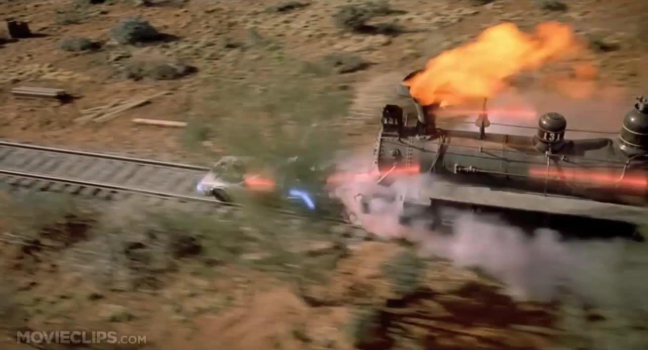 #Car Mytho : La DeLorean de Retour vers le futur... Nom de Zeus ! 31