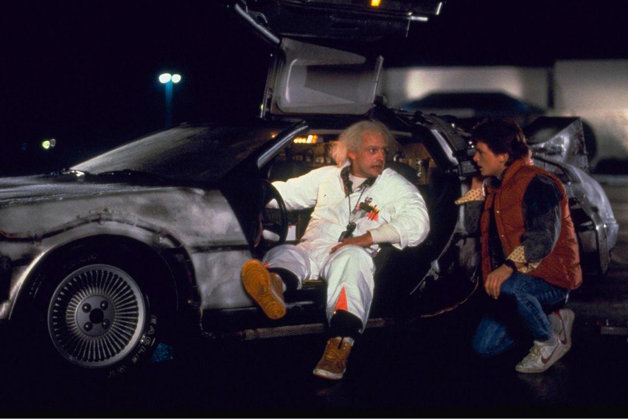 #Car Mytho : La DeLorean de Retour vers le futur... Nom de Zeus ! 30