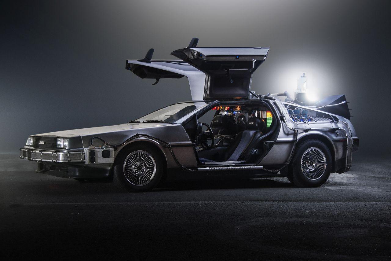 #Car Mytho : La DeLorean de Retour vers le futur... Nom de Zeus ! 23
