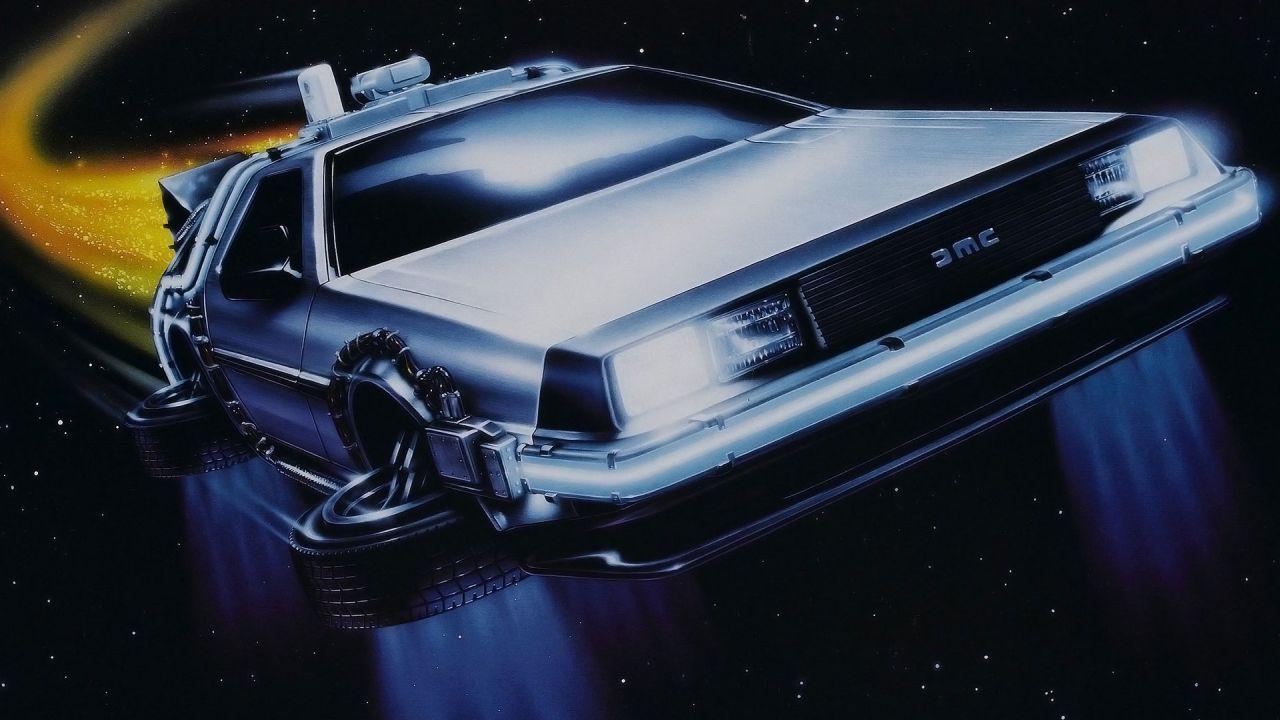 #Car Mytho : La DeLorean de Retour vers le futur... Nom de Zeus ! 24