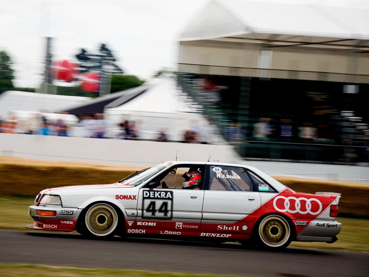 Engine Sound : Mamies Audi à l'honneur ! 42