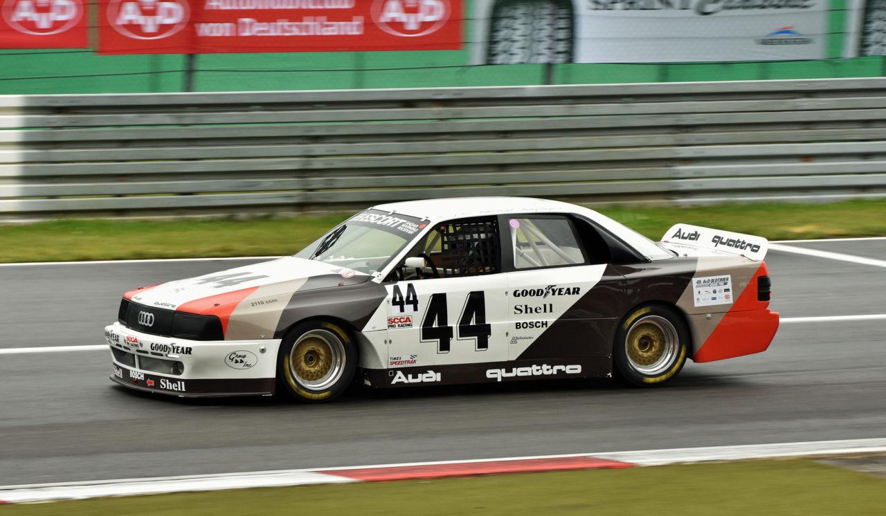Engine Sound : Mamies Audi à l'honneur ! 34