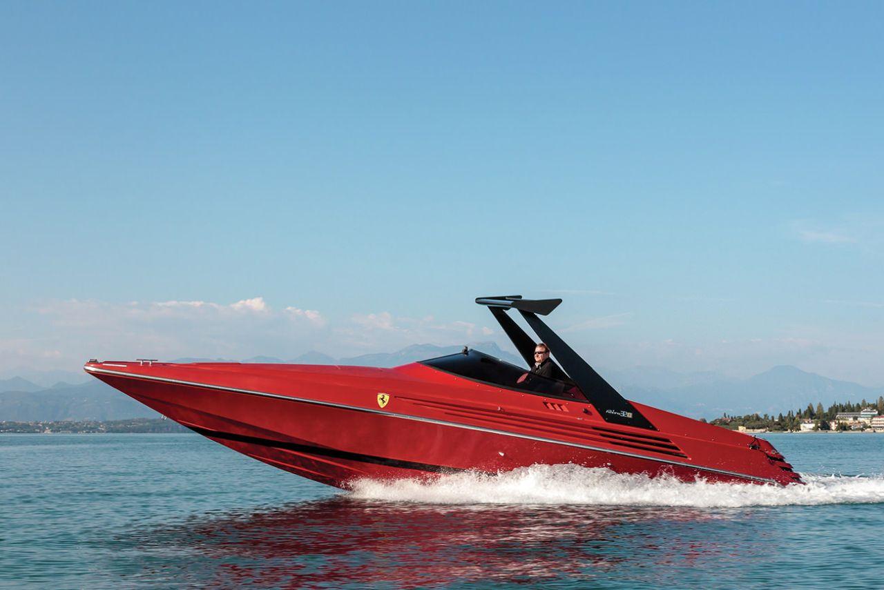 Riva Ferrari 32 - Dragster de lac ! 15