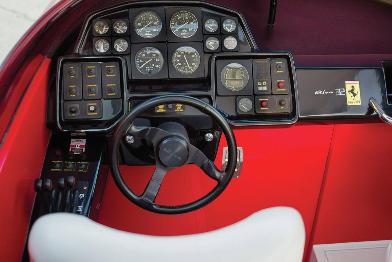 Riva Ferrari 32 - Dragster de lac ! 17
