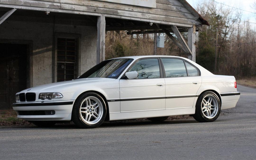 BMW Série 7 E38 en V8 M5 E39… L'alliance parfaite ?