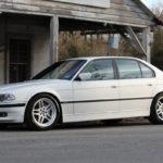 BMW Série 7 E38 en V8 M5 E39... L'alliance parfaite ?