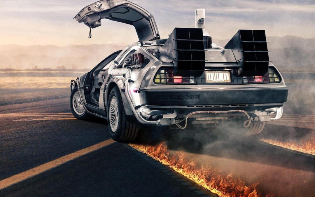 #Car Mytho : La DeLorean de Retour vers le futur… Nom de Zeus !