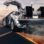 #Car Mytho : La DeLorean de Retour vers le futur... Nom de Zeus !