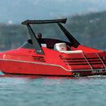 Riva Ferrari 32 - Dragster de lac !