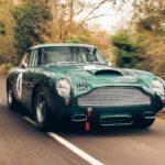 '60 Aston Martin DB4 GT... Chic & Choc !