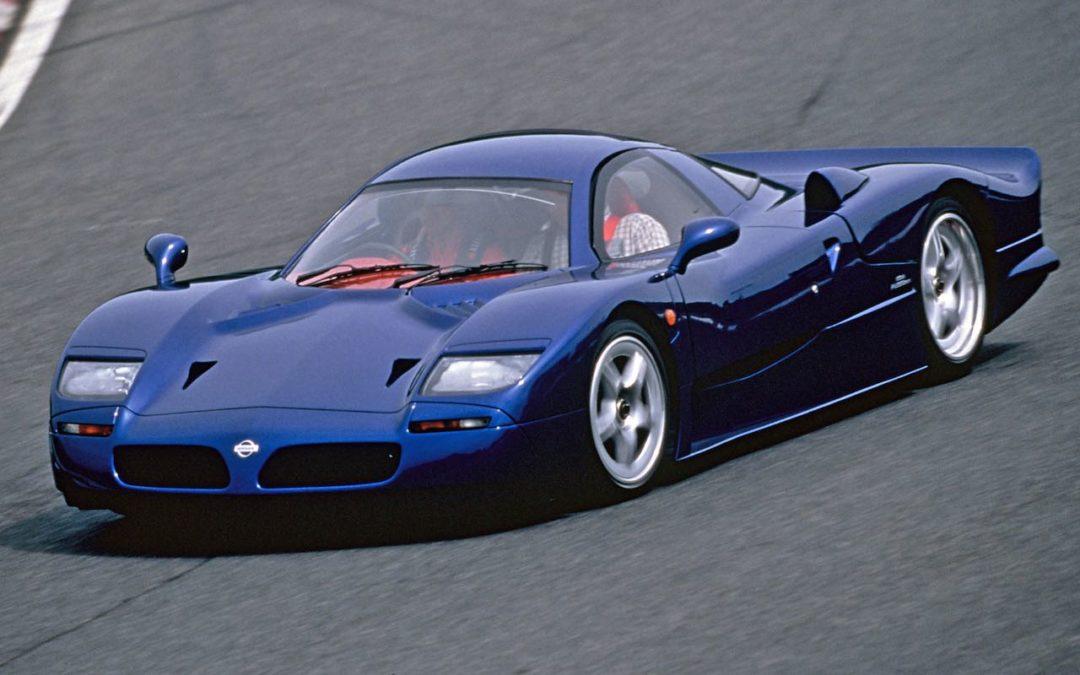 Nissan R390 GT1… La meilleure !