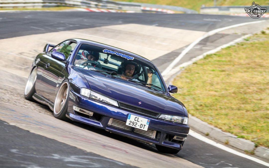 La Nissan Silvia S14 de Rémy !
